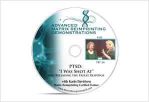 Matrix Reimprinting Demo: PTSD