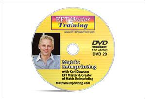 Matrix Reimprinting with Karl Dawson