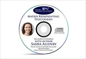 Matrix Reimprinting with Sasha Allenby